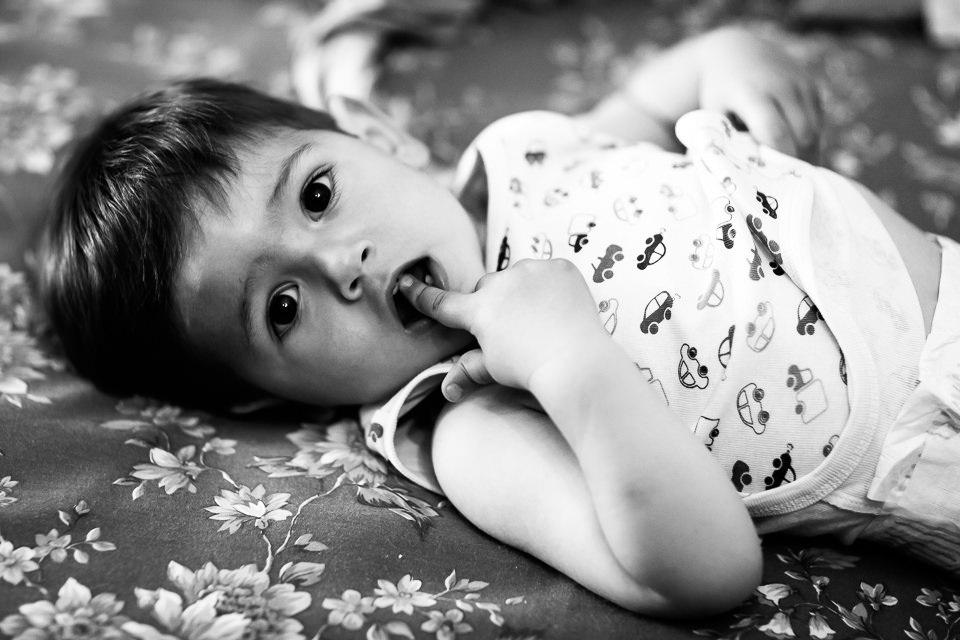 ritratto di un bambino