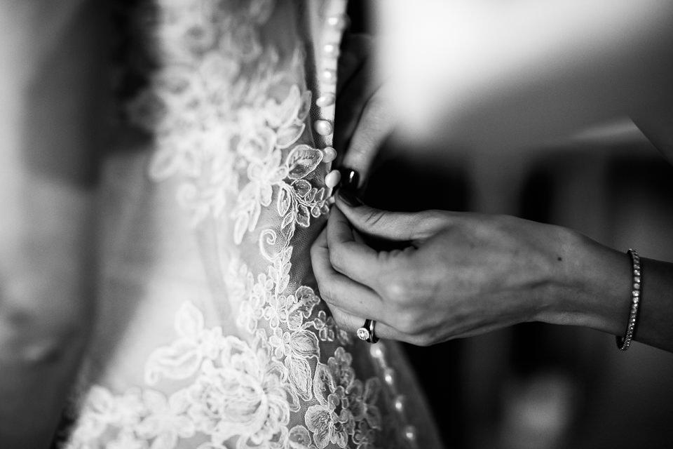 abito da sposa bianco vintage