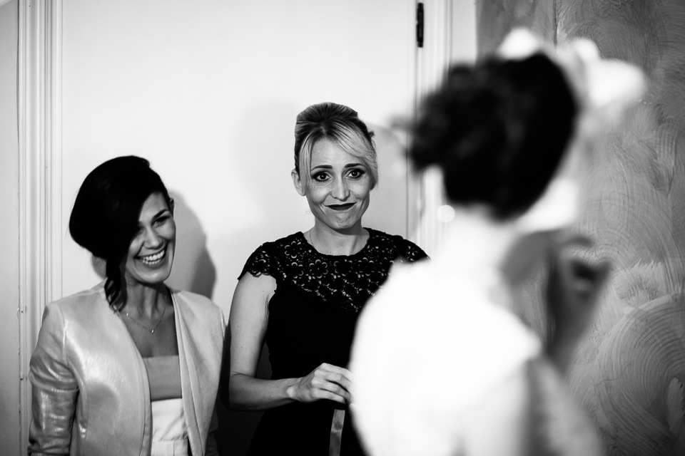 foto di reportage preparativi sposa