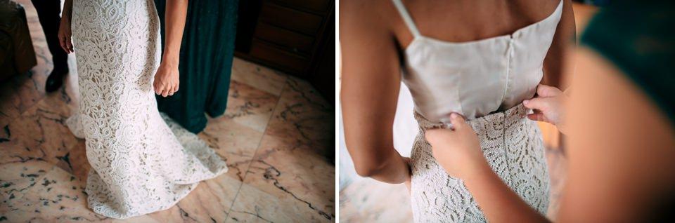 gonna bianca da sposa