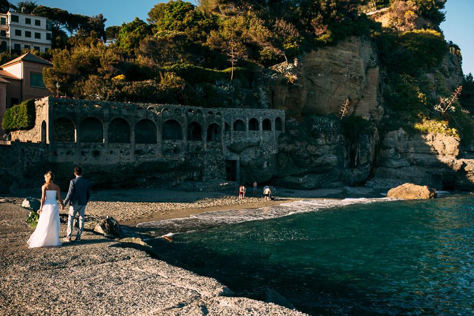 matrimonio al mare di albisola superiore, ultima spiaggia