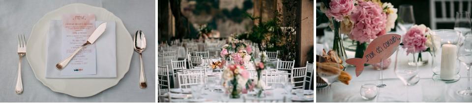 catering matrimonio villa magia di positano, costiera amalfitana