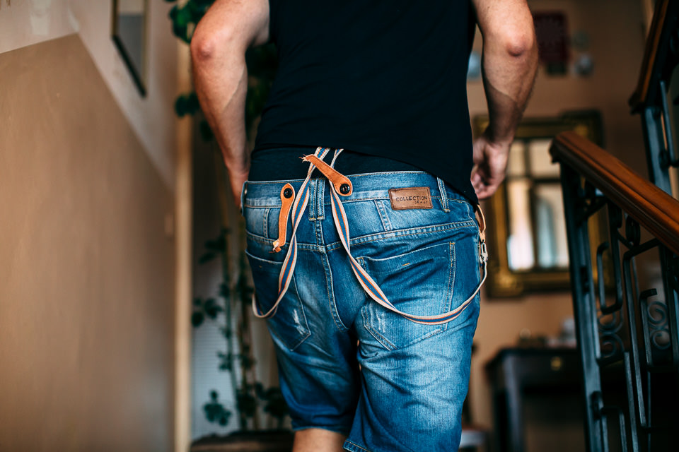 sposo in jeans