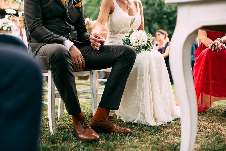 outdoor wedding langhe