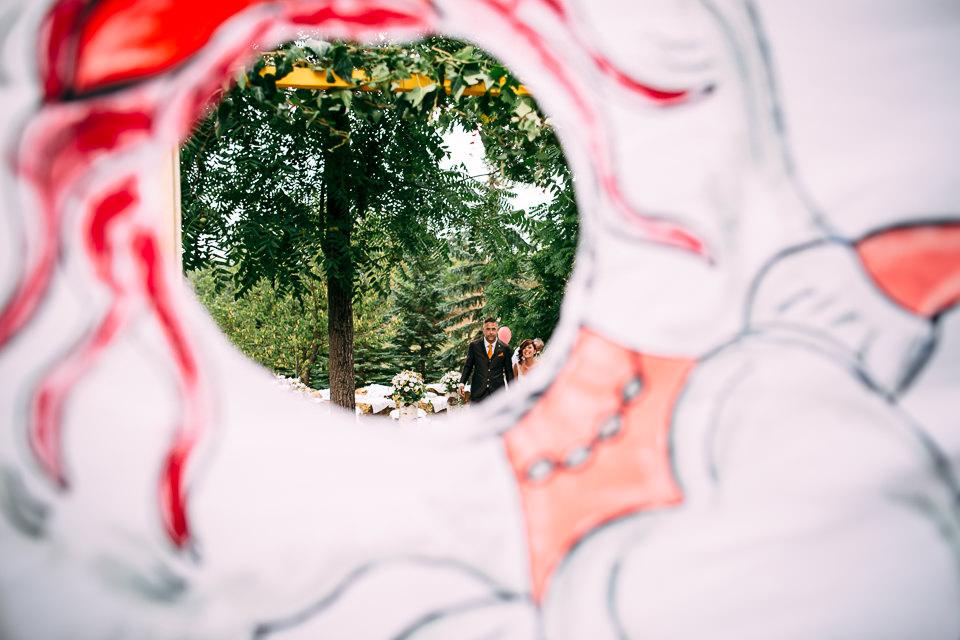 matrimonio nel verde delle langhe