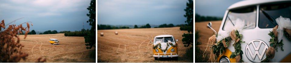 volswagen t1 matrimonio