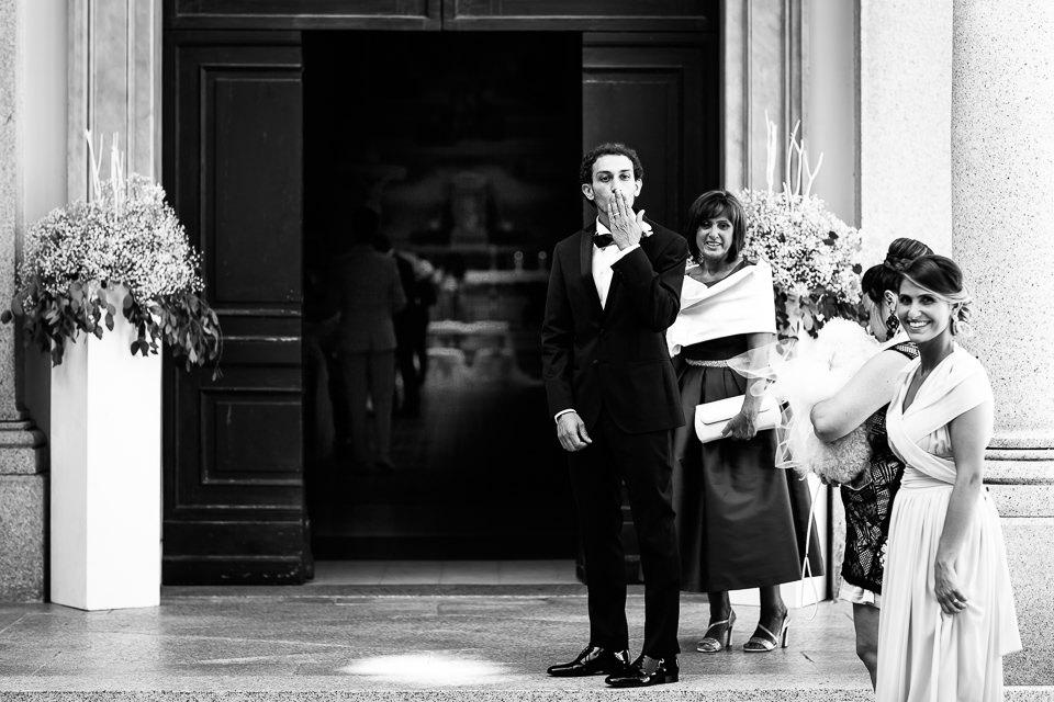 matrimonio in chiesa di san Nicolò Albissola superiore