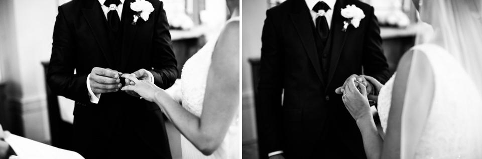 scambio degli anelli matrimonio pistoia
