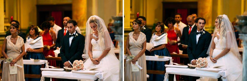chiesa di san Nicolò per un matrimonio