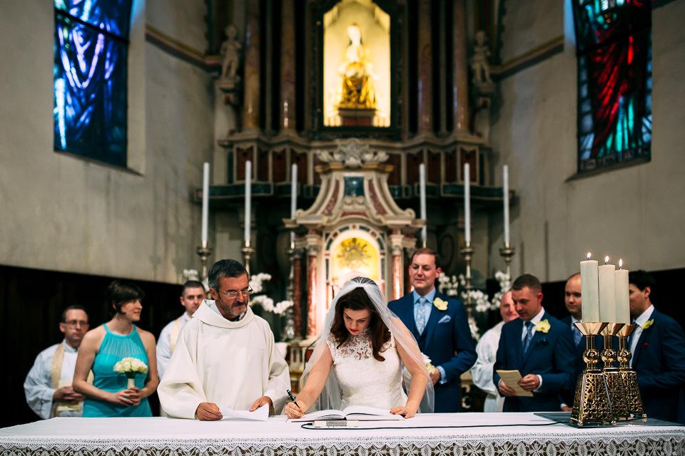 wedding signatures