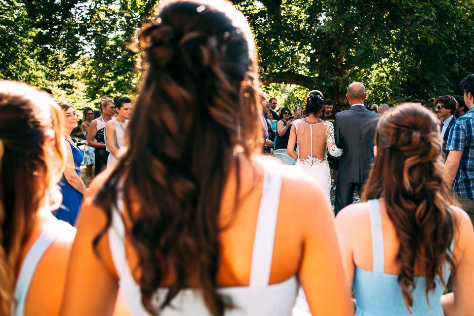 matrimonio di agosto a villa Scati