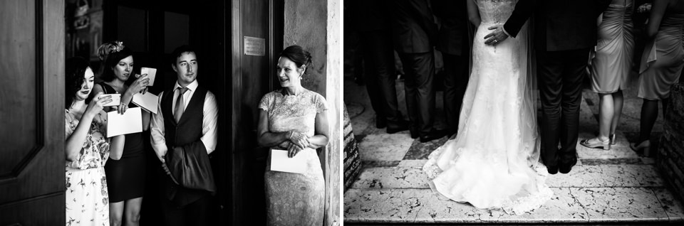 elegant Irish wedding