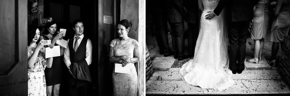 elegant Irish wedding