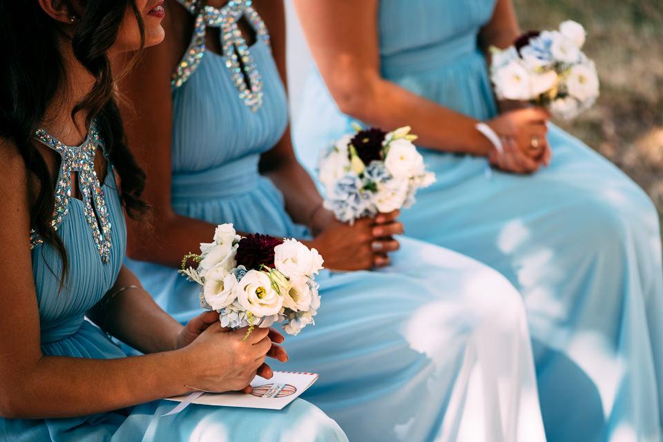 fiori matrimonio villa Scati