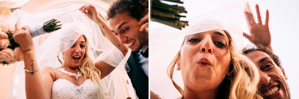 crazy newlyweds