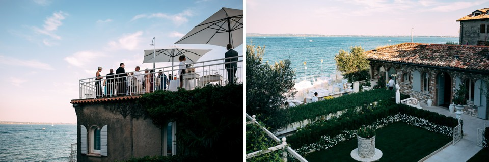 Destination wedding in sirmione la speranzina location