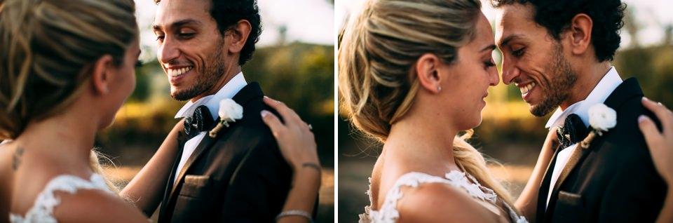 ritratti di coppia da un matrimonio