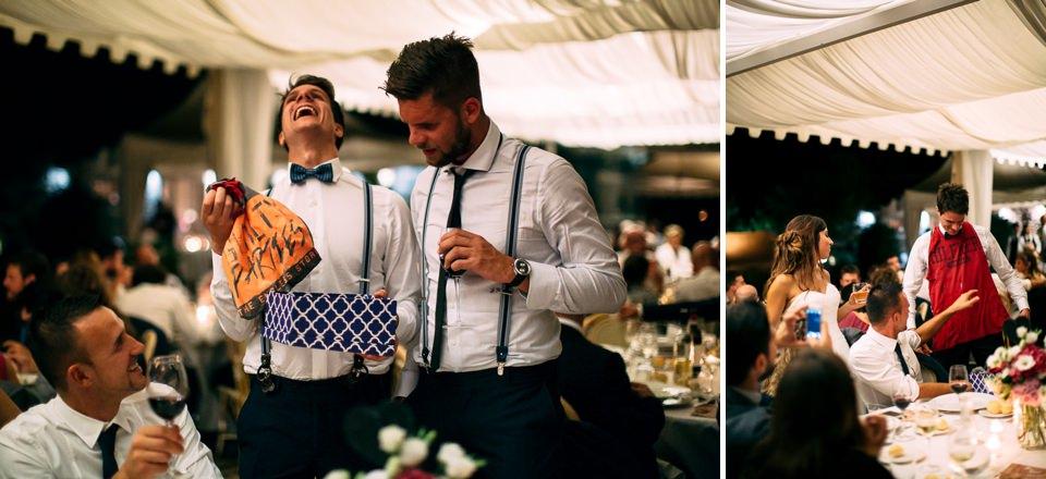 matrimonio serale a la ginestra di finale ligure