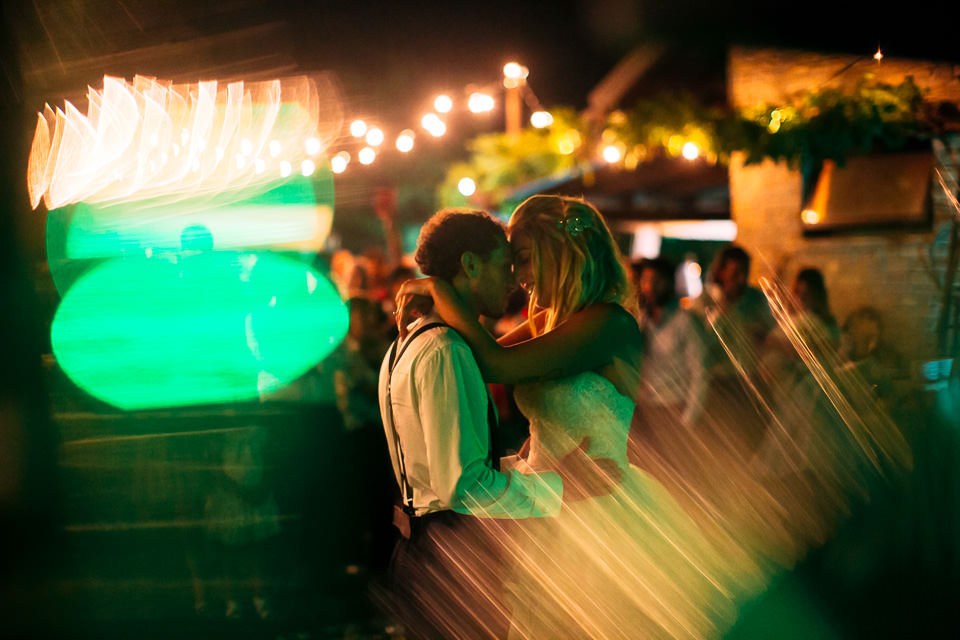 matrimonio primo ballo