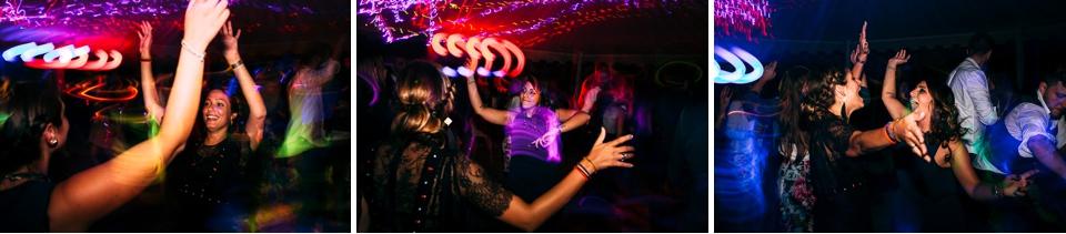balli scatenati durante un matrimonio la ginestra