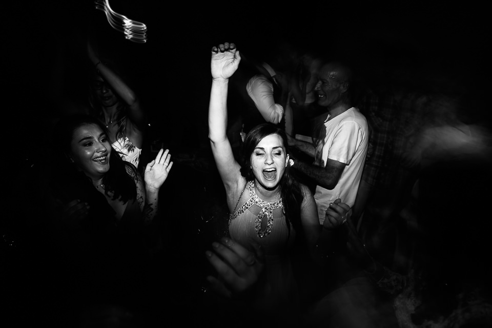 discoteca a villa Scati