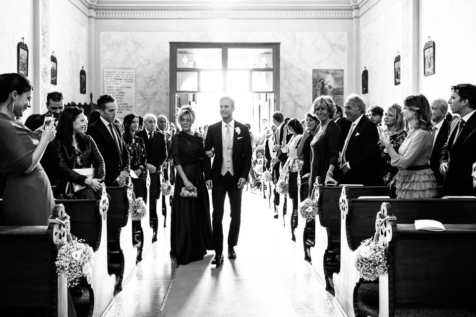 ingresso dello sposo alessandria