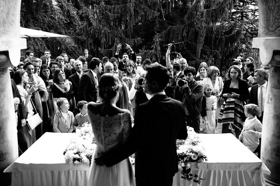 taglio della torta matrimonio pomeridiano