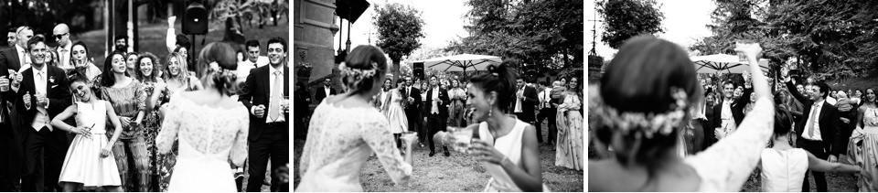 brindisi agli sposi, matrimonio all'aperto ad alessandria
