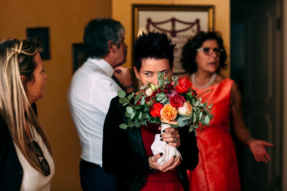 bouquet sposa varese