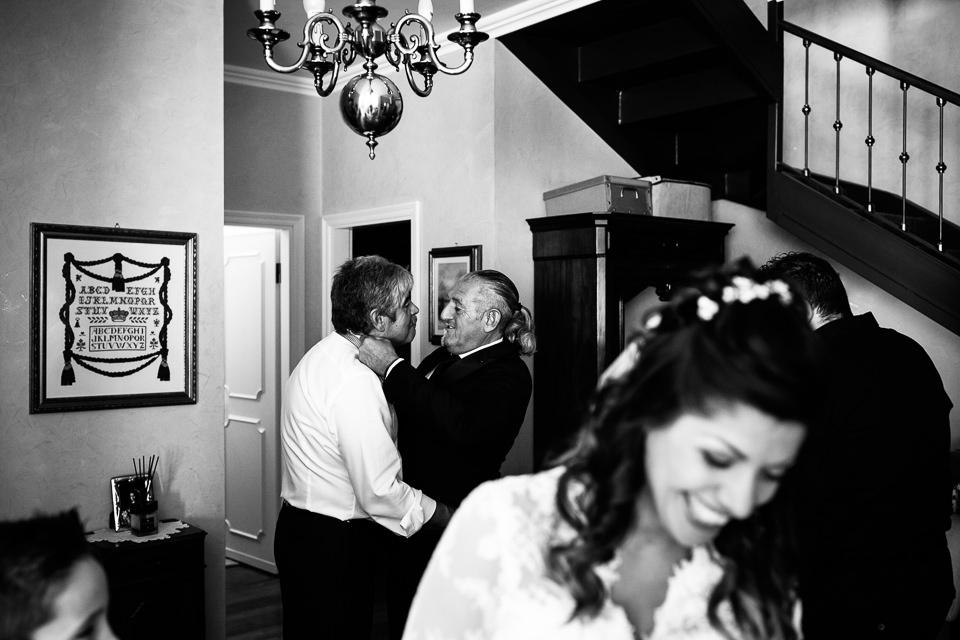 il padre della sposa a varese
