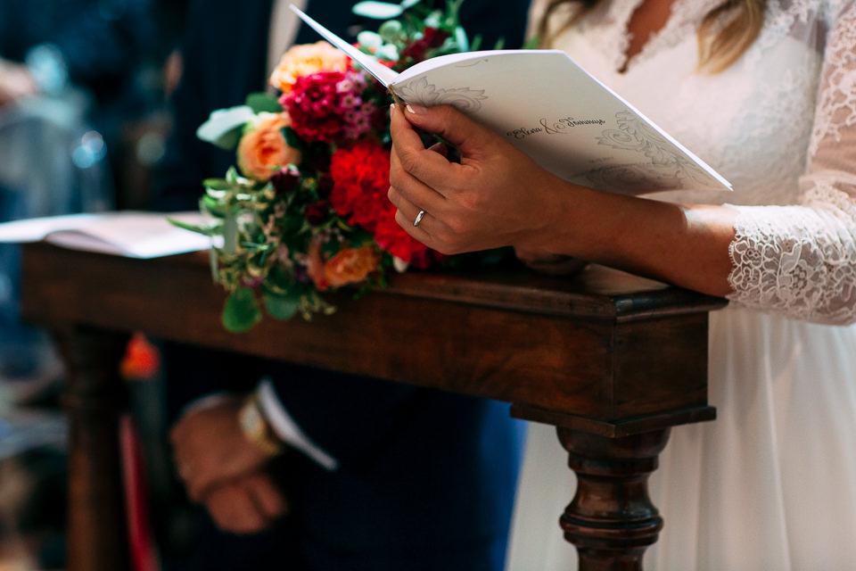 libretto della messa