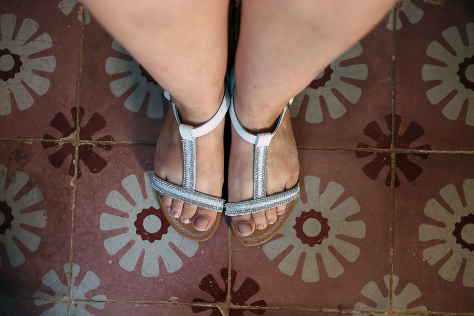 scarpe da sposa a cuba