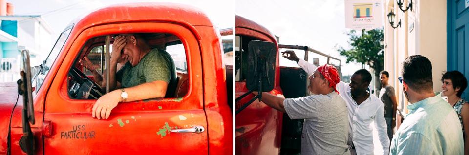 furgone cubano