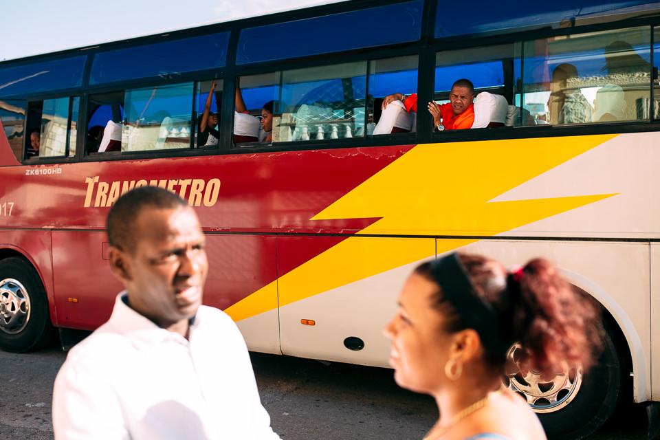 autobus cubano