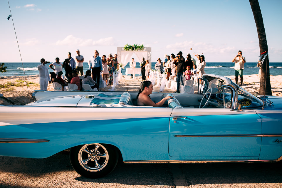 wedding in Cuba