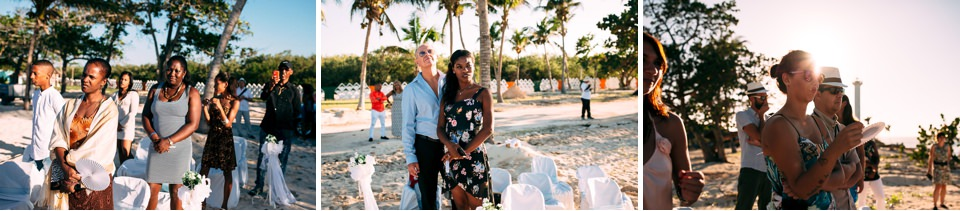Destination wedding matanzas cuba on the beach