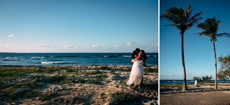 boda oceánica pacífica