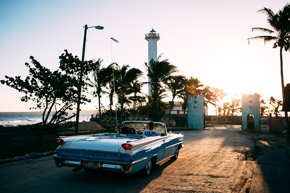 lighthouse cuba wedding