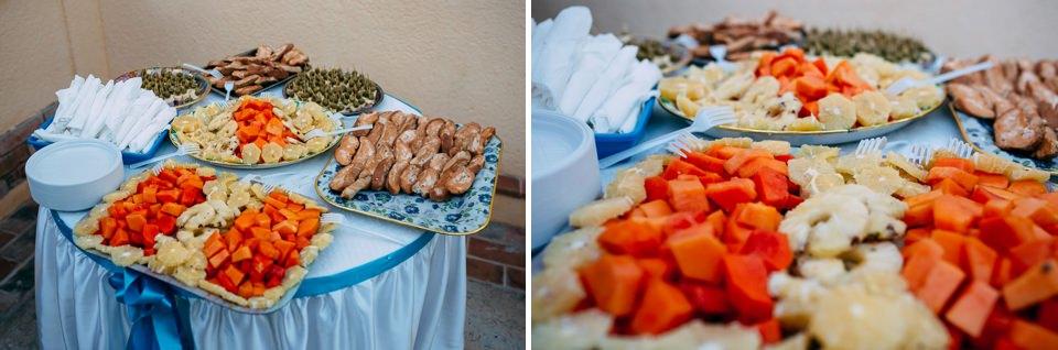 catering wedding a cuba