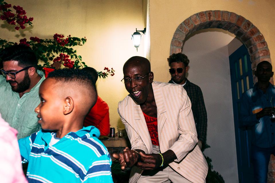 musica caraibica a matrimonio a cuba