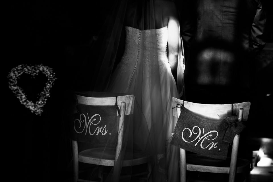sedie cerimonia