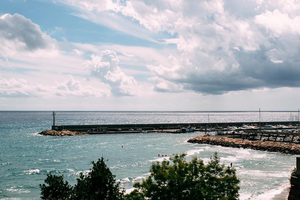 vista torre del mare