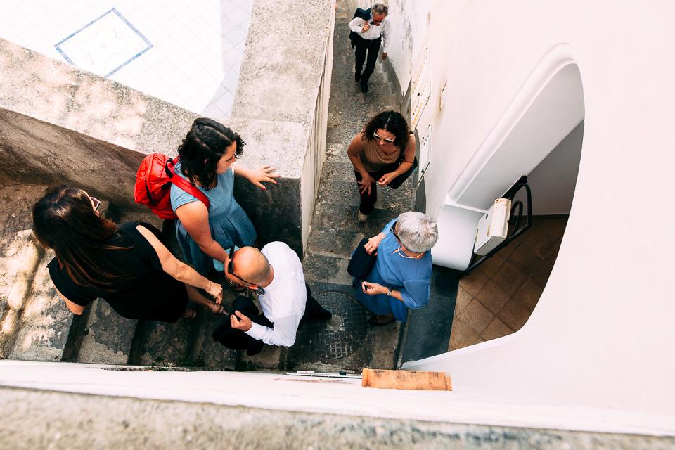 le scale di Positano