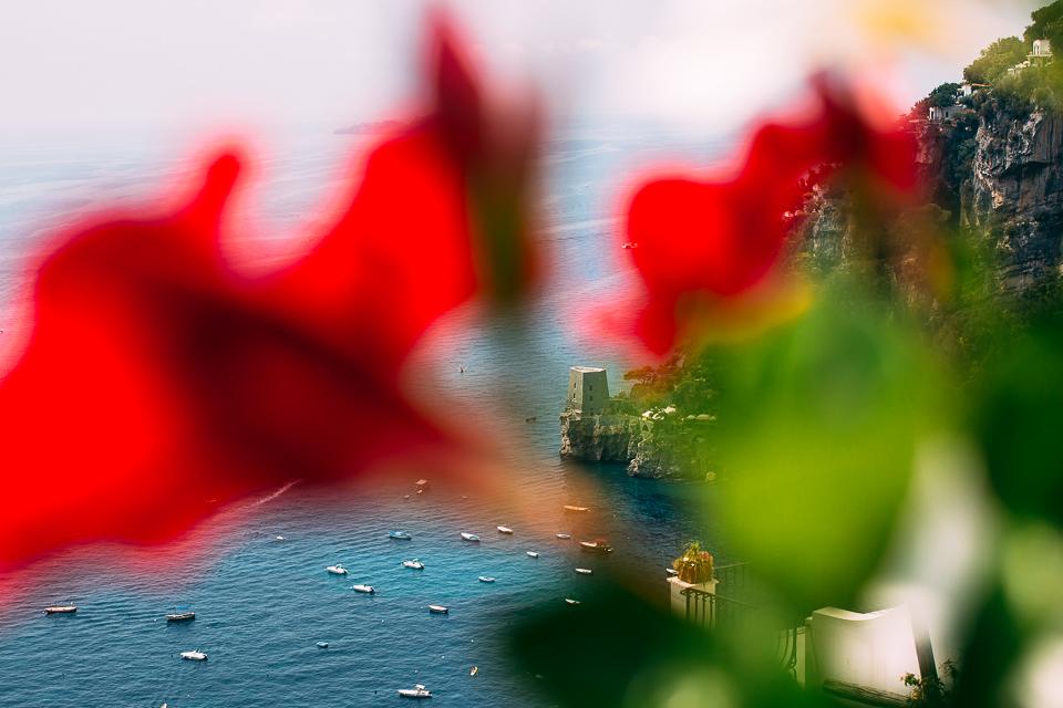 Torre Trasita di Positano Costiera Amalfitana