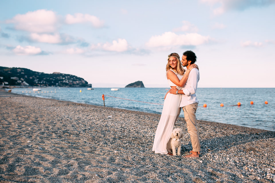 engagement a spotorno, riviera ligure