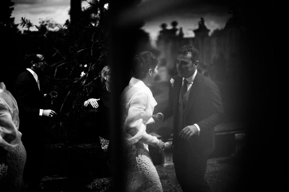 matrimonio serale in villa faraggiana