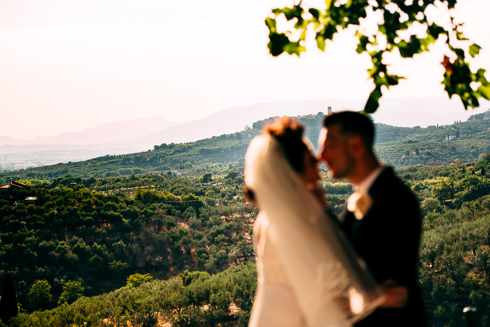 Tuscany wedding, pistoia