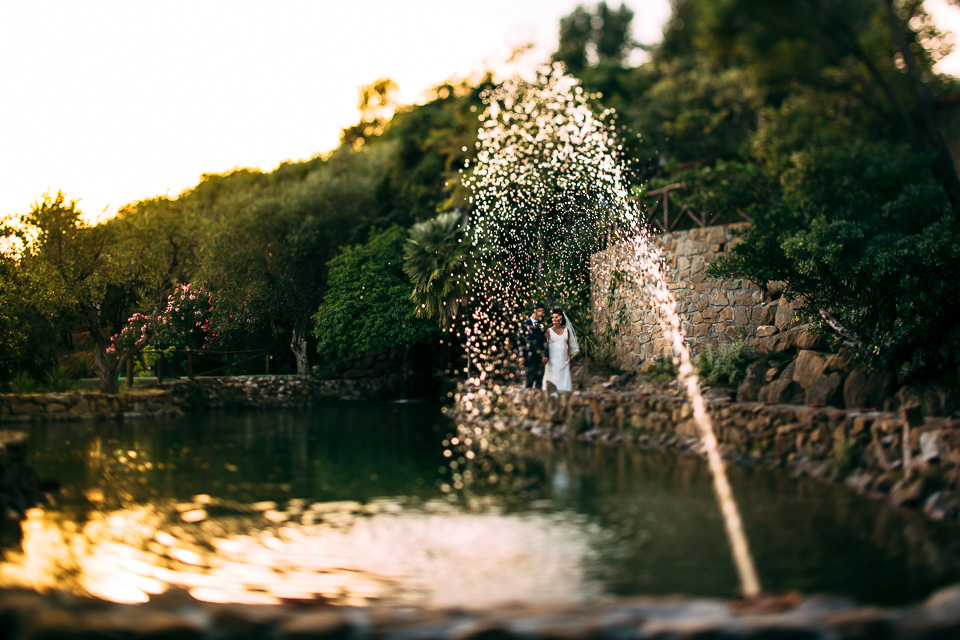 la fontana del Poggetto resort, location per matrimoni in toscana