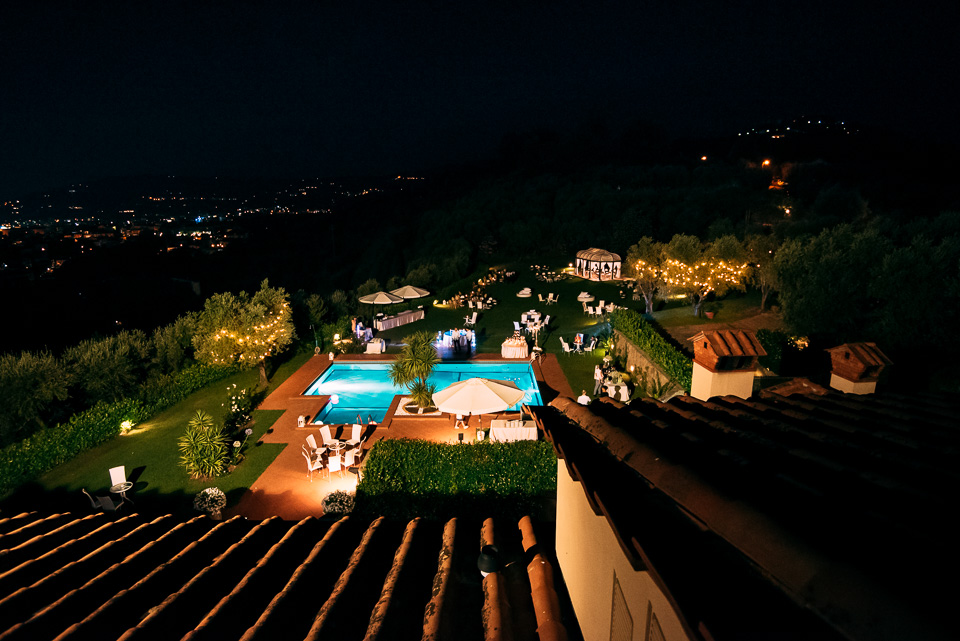 meravigliosa location per matrimoni all'aperto con piscina in toscana, il poggetto resort
