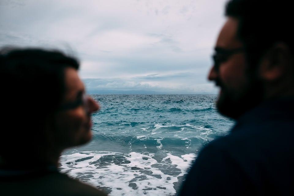 innamorati al mare